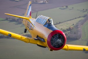 Warbird T6 Harvard Flights
