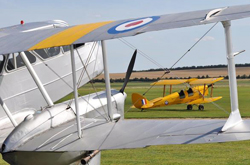 De Havilland Double: Tiger Moth & Rapide