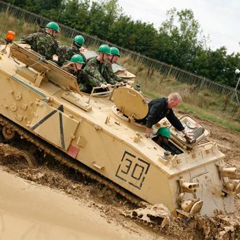 military-corportae