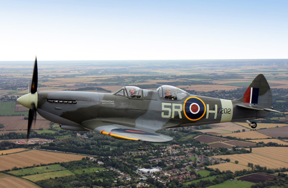 Classic Wings – Classic vintage flights and flying lessons